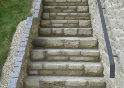 Steps build as spec