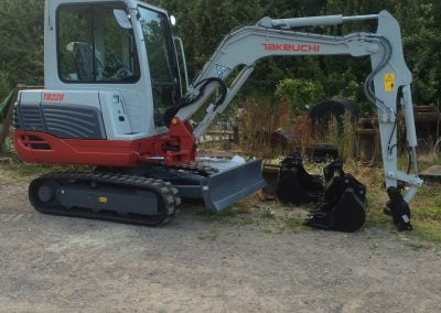The new 3T Takeuchi arrives