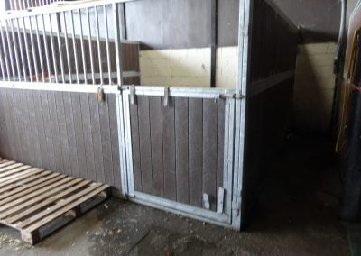 Horse Stable Construction