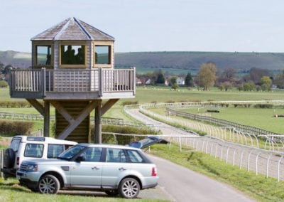 Observation Tower in action